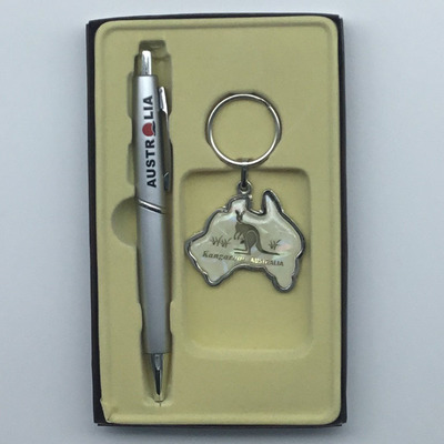 Pen and Keyring