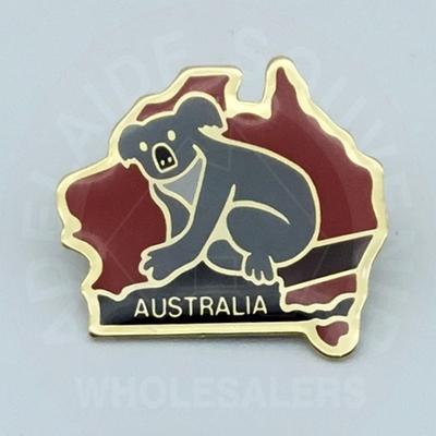Koala On Map