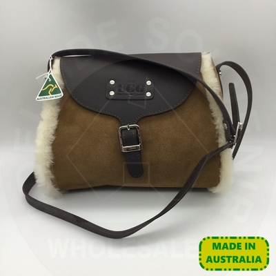 Ugg Sheepskin Bag