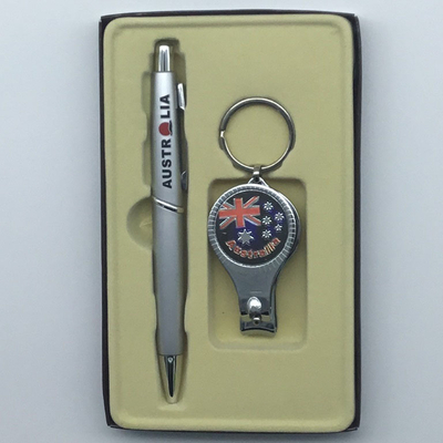 Pen and Nail Clipper