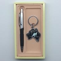 Pen & Key Ring